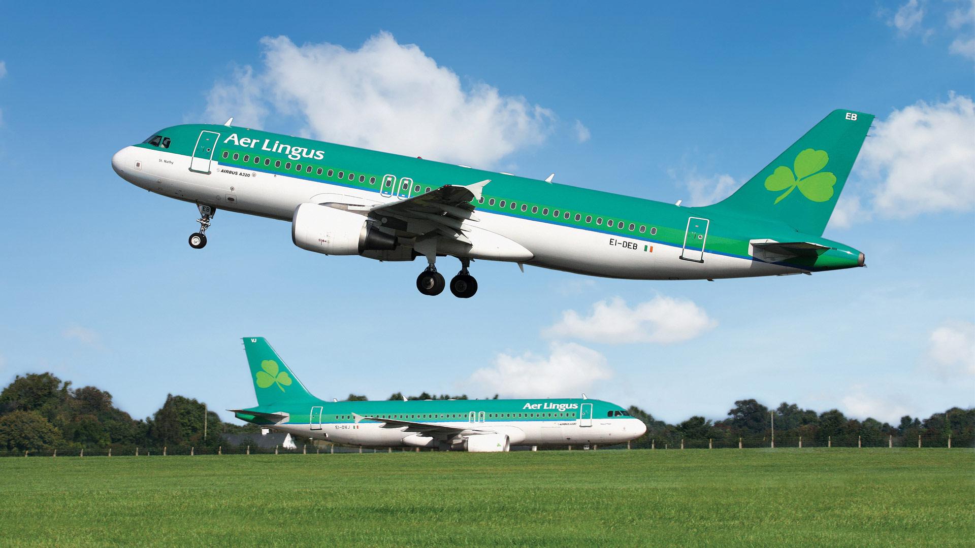 Aer Lingus airplane 1557862859